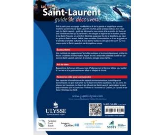 Le Saint-Laurent. Guide de découverte - Thierry Ducharme