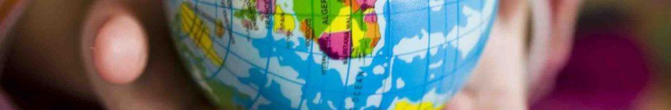 5 raisons d'acheter une carte du monde à vos enfants